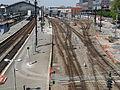 Lille - Travaux en gare de Lille-Flandres (A06, 6 juin 2013).JPG