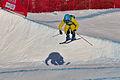 Lillehammer 2016 - Ladies Ski Cross - Celia Funkler 1.jpg
