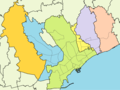 Limassol's minicipalities with quarters.png