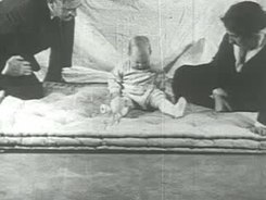 Податотека:Little Albert experiment (1920).webm