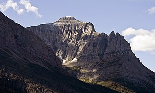 Little Chief Mountain mountain in United States of America