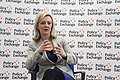 Liz Truss MP, Minister for Education and Childcare, at her speech setting out government plans to promote more great childcare (8427102406).jpg