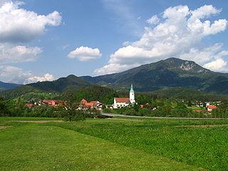 Municipality of Ljubno Municipality of Slovenia
