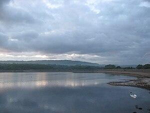 Llanishen Reservoir - Llanishen reservoir (semi-drained)