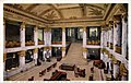Lobby and Grand Staircase. Jefferson Hotel. (NBY 9276).jpg
