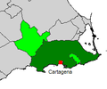Localització deCartagena respecte delCamp de Cartagena.png