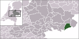 Location of Bredevoort