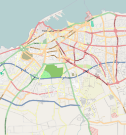 Tripoli is located in Tripoli, Libya