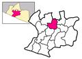 Locator Kecamatan Sewon di Kabupaten Bantul.png