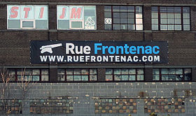 Image illustrative de l'article Rue Frontenac (journal)