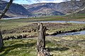Loch Lee the river bends - panoramio.jpg