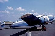 Lockheed 12A VH-ASV Marshall Bankstown 09.04.71 edited-3