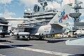 Lockheed S-3B Viking of VS-35 aboard USS Abraham Lincoln (CVN-72) on 4 June 2000 (6526597).jpeg