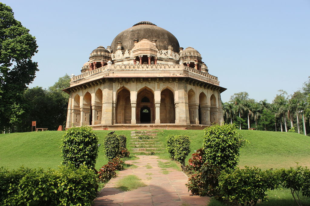 Lodhi Garden, New Delhi. taken by Anita Mishra