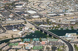 Lake Havasu City – Veduta