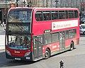 London General bus E73 (LX57 CKA) 2007 Alexander Dennis Enviro400 integral, Trafalgar Square, route 24, 13 June 2011 (2).jpg