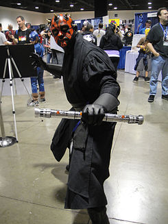 Long Beach Comic & Horror Con 2011 - Darth Maul (6301170515).jpg