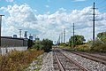 Looking W from E 63rd - CSX tracks Cleveland.jpg