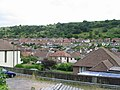 Looking across the houses from the Folkestone Road - geograph.org.uk - 894283.jpg