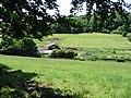 Looking through the trees to Rakeshole Farm - geograph.org.uk - 844938.jpg