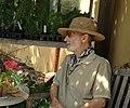 Lorenzo Tartamella interviewing Frank Serpico.JPG