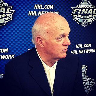 Lou Lamoriello American ice hockey executive