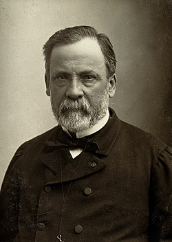 Louis Pasteur (1822 - 1895), microbiologist and chemist Wellcome V0026980.jpg