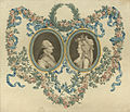 Louis XVI and Marie Antoinette - Print 18th century.jpg