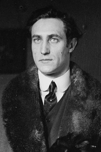 Lou Tellegen - Lou Tellegen in 1916