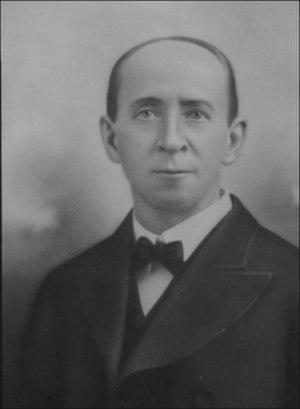 Telluride House - Lucien Lucius Nunn, Telluride House founder.