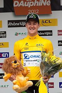 Luke Durbridge - Critérium du Dauphiné 2012 - Prologue (3).jpg