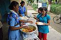 Lunch - Summer Camp - Nisana Foundation - Sibpur BE College Model High School - Howrah 2013-06-08 9287.JPG