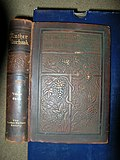 Luther Burbank, His Methods and Discoveries, Their Practical Application - presentation binding.JPG