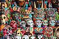 Máscaras, Calaveras, Catrinas Revolucionarias y Mariachis Mexicanos.jpg