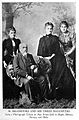 M. Sklovodski with his three daughters. Wellcome L0001756.jpg