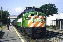 MARC 64 Jessup MD June 94 - Flickr - drewj1946.jpg
