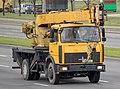 MAZ truck in Minsk (May 2021) 06.jpg