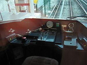 MF 77 - Image: MF 77 cabine