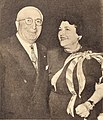 MGM boss Louis B. Mayer with Louella Parsons, 1946.jpg