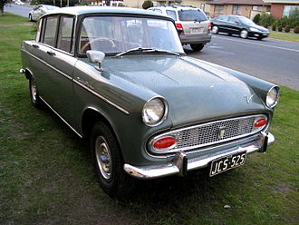 Australian Motor Industries - The Toyota Tiara was the first Toyota model assembled by AMI
