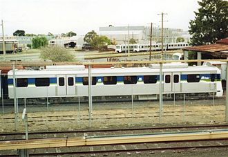 Siemens Nexas - Image: M Train Siemens 2
