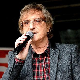 OTO Award for Male Singer - Image: M Žbirka Praha 2014