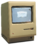 A Macintosh 128k running Finder 4.1