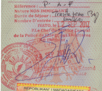 Madagascar Entry and Exit Stamps.png