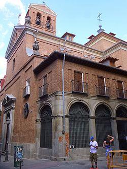 Iglesia de los Santos Justo y Pastor (Madrid)