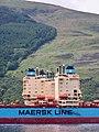 Maersk Boston Container Ship - Port Detail - geograph.org.uk - 1917404.jpg