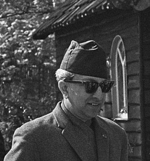 Panchayat (Nepal) - King Mahendra in 1967