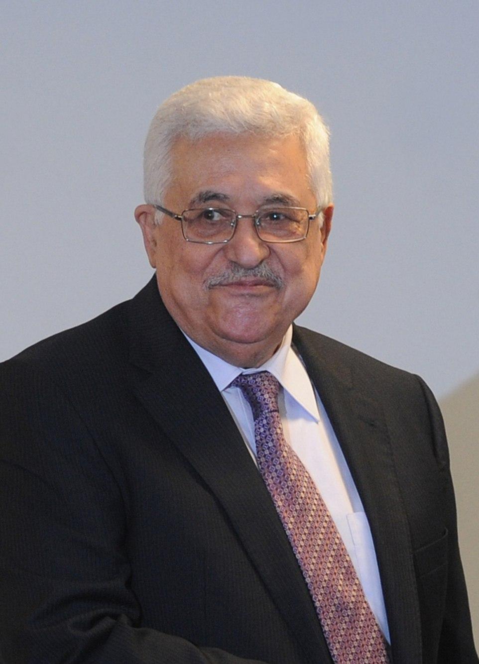 Mahmoud Abbas 2011
