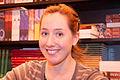 Maia Mazaurette 20090315 Salon du livre 2.jpg