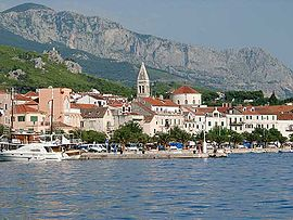 Makarska from port.jpg